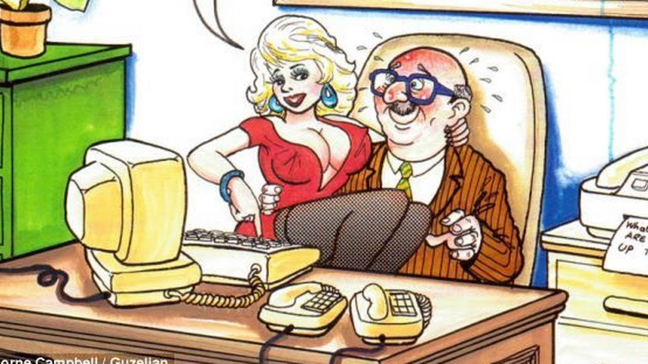 funny adult comic strips