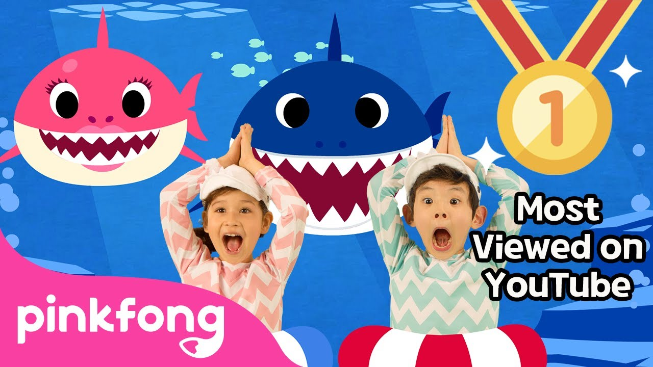 baby shark song 2 hours